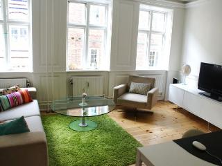 Beautiful Copenhagen apartment at the Town Hall Square