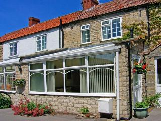 BAY COTTAGE, pet friendly, character holiday cottage, with a garden in Wrelton, Ref 8458, Pickering