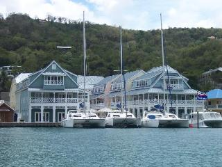 Waterfront location with stunning view...St. Lucia, Marigot Bay