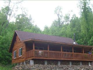3 bedroom artisan's cabin in Blue Ridge mountains, Bedford