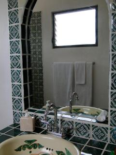 Old Mexican tiles