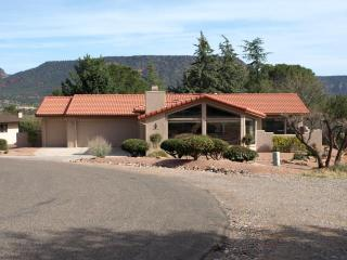 Solar Powered 3 Bed Home w/ Amazing Red Rock View, Sedona