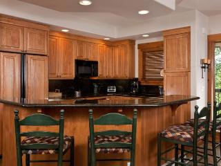 Trails at Storm Meadows - Fully equipped kitchen