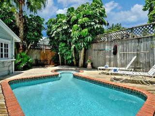 Passover Cottage- Adorable, Historic Home w/ Caribbean Attitude and Pvt Pool, Key West