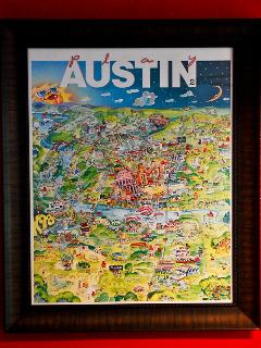 Art every where---Welcome to Austin
