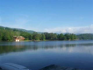 Lakefront home on private lake in mtns. of WNC!, Lake Toxaway