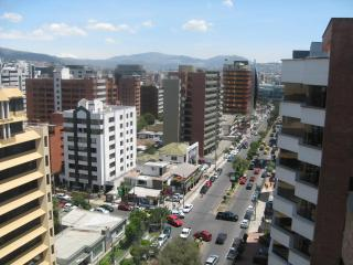 Furnished 2 BR Condo in Exclusive Section of Quito