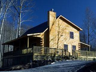Angels Way Cabin exterior