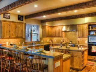 Ski-in/Ski-out Granite Ridge Home in Teton Village