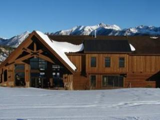 Incredible Ski-in/Ski-out Gem! Diamond Hitch, Big Sky