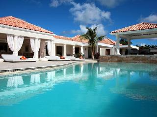 Agora, Luxurious greco-roman ambiance -Heated Pool, St. Maarten