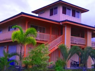 Private studios at Coconut Palms near Kehena Beach - Puna District vacation rentals