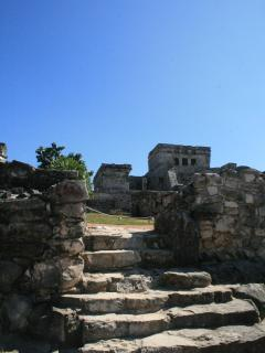 Tulum - Mayan Archeological Site 20 minutes South of the Villa!