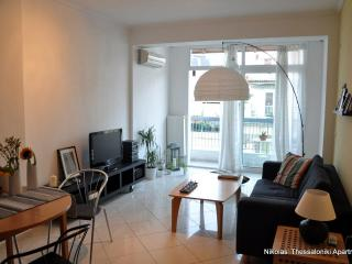 Apartment @ the heart of Thessaloniki - Thessaloniki vacation rentals