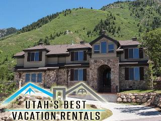 Stunning MtnTop Mansion! 10+View+Spa+GameRm+Theatr, Salt Lake City