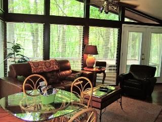 Sandy's Chalet at Asheville Cabins, Willow Winds