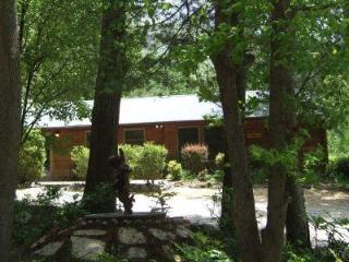 Mike's Place at Asheville Cabins of Willow Winds