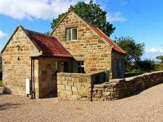 THE PIGGERY, romantic, character holiday cottage, with a garden in Sleights Near Whitby, Ref 8720