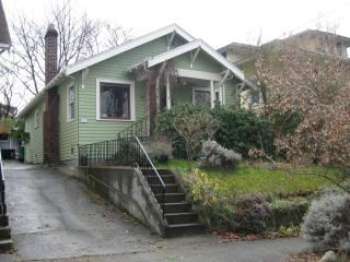 A BUNGALOW IN THE CITY'S BEST NEIGHBORHOOD, Seattle