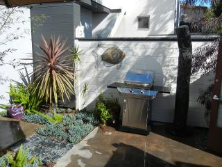 BBQ in your private yard