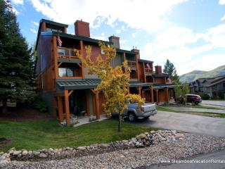 Moraine Town Home #23, Steamboat Springs