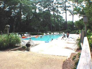 Racquet Club 2312 - Harbour Town Area One Level Condo - Hilton Head vacation rentals