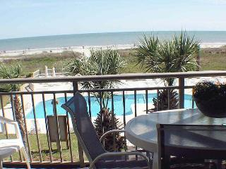 Ocean One 311 - Oceanfront 3rd Floor Condo - Hilton Head vacation rentals
