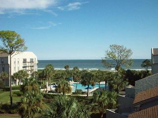 Shorewood 438 - Beautiful Oceanview 4th Floor Condo - Hilton Head vacation rentals