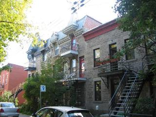Fabulous apt. in the heart of Plateau Mont-Royal, Montreal
