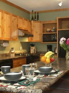 Beautiful design including the custom design timber kitchen, make this truly outstanding