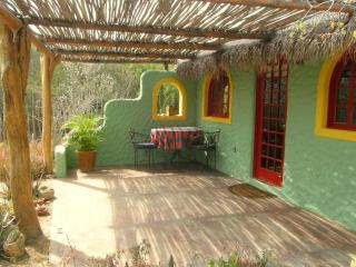 Garden Casita: A 1 bedroom studio in Cabo Pulmo