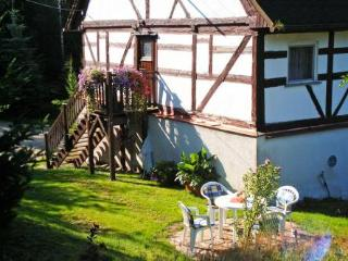 LLAG Luxury Vacation Apartment in Remse - 387 sqft, located in a quiet spot (# 1612), Zwickau