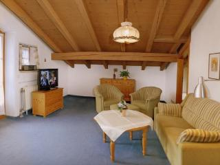 Vacation Apartment in Ruhpolding - 670 sqft, quiet location, separate bedrooms, sauna (# 79)