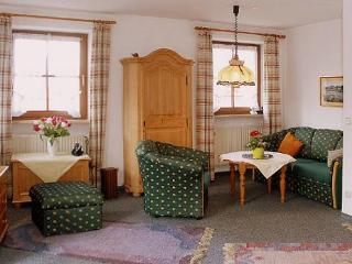 Vacation Apartment in Ruhpolding - 550 sqft, quiet location, separate bedroom, sauna (# 78)