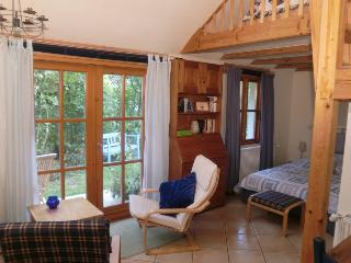 Vacation Apartment in Celle - Spanish tiles and wood create a nice atmosphere, nature-like garden (#…