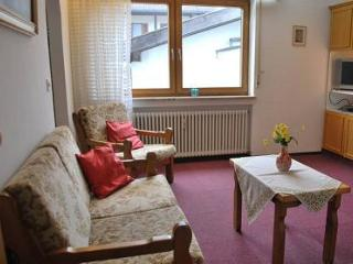 Vacation Apartment in Garmisch-Partenkirchen - 258 sqft, comfortable, near hiking trails, balcony or…