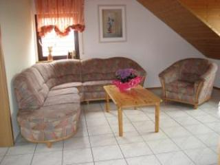 Vacation Apartment in Rothenberg - 1076 sqft, large backyard, play area (# 897)