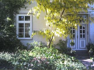 Vacation Apartment in Bad Schwartau - located in a renovated schoolhouse, courtyard available, washer…