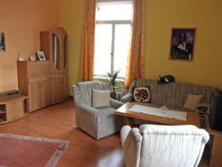 Vacation Apartment in Oschatz - 732 sqft, central, nice, modern (# 1309)