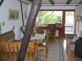 Vacation Apartment in Bodenfelde - nice lawn, right on the river, free WIFI (# 1916), Wahlsburg