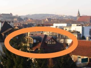 Vacation Apartment in Tübingen - 538 sqft, exlusively furnished, central location in Tübingen, balcony,…