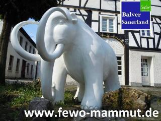 Vacation Apartment in Balve - 484 sqft, 'Cave Bear': roomy, central (# 2150)