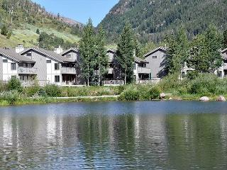 Gore Creek Meadows #A30: Gorgeous Platinum Rated 3 Bedroom Condo, Vail