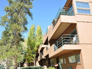 Modern two bedroom condo on Vail free bus shuttle