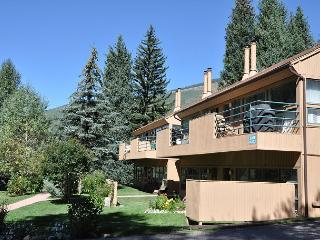 Ground floor Pitkin Creek condo with access to free vail bus shuttle, Vail