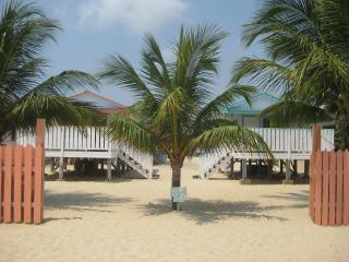 Cabanas,another view from the beach