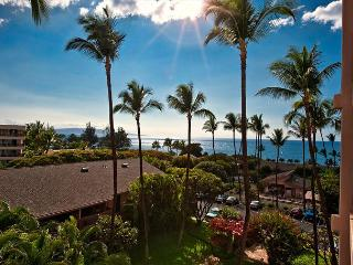 Ocean View Upgraded 1-Bedroom Condo Across from Kamaole Beach 2, Kihei