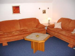 Vacation Apartment in Feldatal - 786 sqft, clean and well-furnished, quiet location (# 2168), Ulrichstein