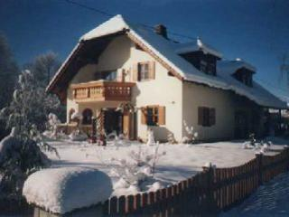 Vacation Apartment in Nagel - 689 sqft, sauna included, large backyard, lots of services (# 613)