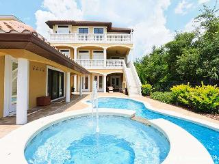 Tuscany By the Sea, Luxury 5 bedrooms, Pool, Heated  Spa, Cabana - Saint Augustine vacation rentals